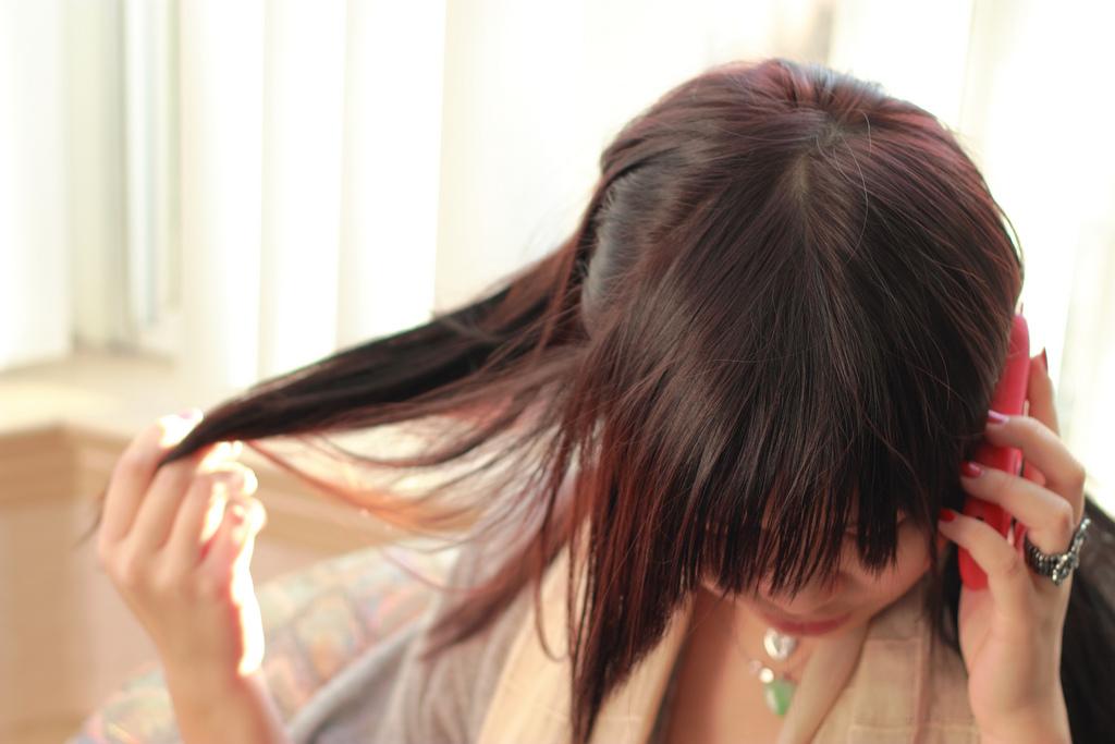 Coloration cheveux Les 3 Chênes