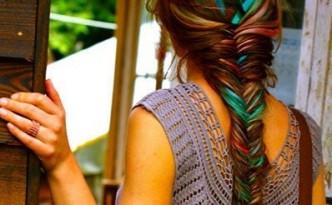 Coloration cheveux qui part au lavage