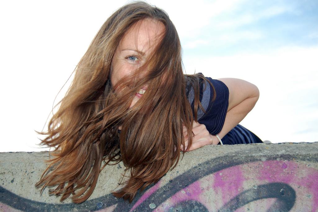 Couleur de cheveux marron glacé